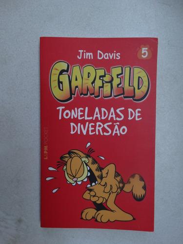 garfield /toneladas de diversão vol 5! lpm pocket 2007!