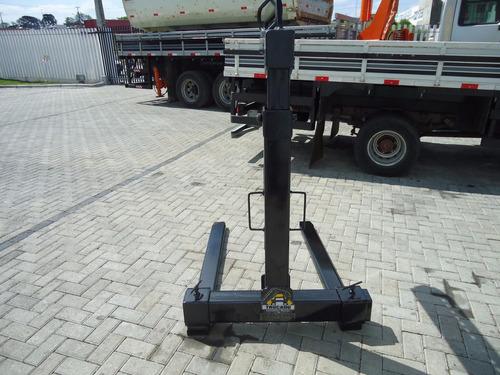 garfo pallet para munck 1 ton (pallet, muk, muk, munque)