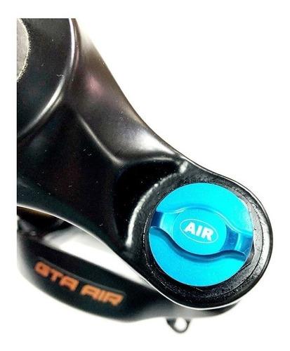 garfo suspensão 29 ar hidraúlico trava guidao | super leve