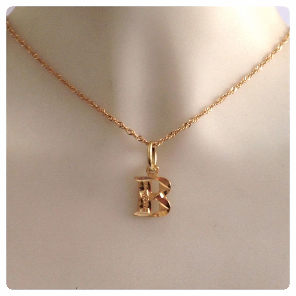 Gargantilha Ouro 18k Com Ofertas Incríveis No Submarino Com 874bbad3b3