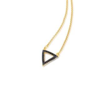 gargantilha rommanel folheado ouro 531556 giovanna antonelli