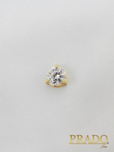 gargantilha veneziana 40cm em ouro 18k com ponto de luz 4mm