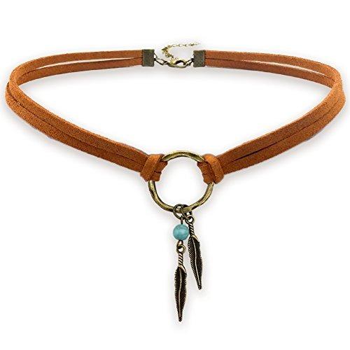 f1685eee00ea Gargantilla De Ante Collar Para Mujer