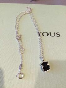 82c24875ed31 Collar De Plata Y Onix Tous - Collares y Cadenas en Mercado Libre México