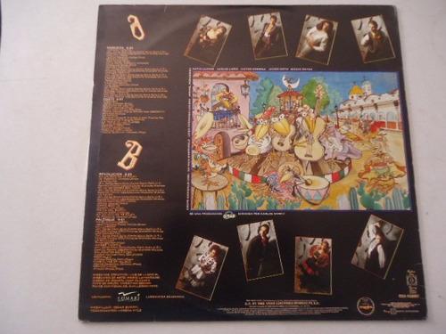 garibaldi / 4 popurris mexicanos vinyl lp acetato