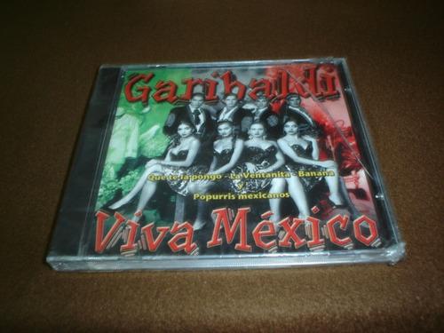 garibaldi - cd album - viva mexico