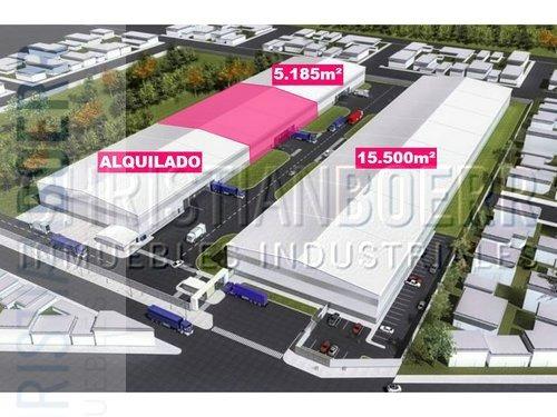 garin - centro de distribuc a estrenar - 5.000m premium -