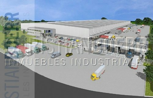 garin - centro de distribucion a estrenar - 30.000m premium
