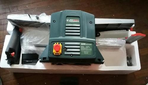 garlopa y cepillo de mesa para madera nuevo!!