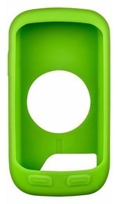 garmin capa de silicone edge 1000 verde + película revenda