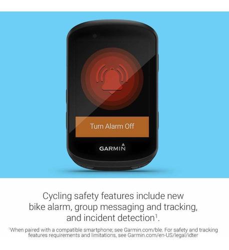 garmin edge 530 gps inteligente de alto rendimiento ciclismo