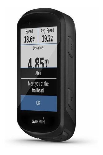 garmin edge 530 gps inteligente para montañismo ciclismo