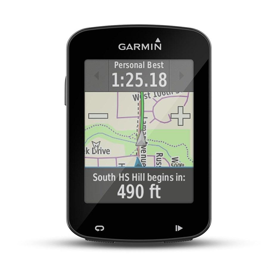 Garmin Edge 820 Bundle - Strava - Cinta Premium - Sensores