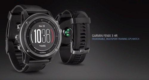 cd2d1073fdb2 Garmin Fenix 3 Hr Sapphire Edition Multi-sport Gps Wifi Zafi ...