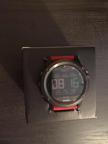 garmin fenix 3 sapphire titanium edition multisports watch