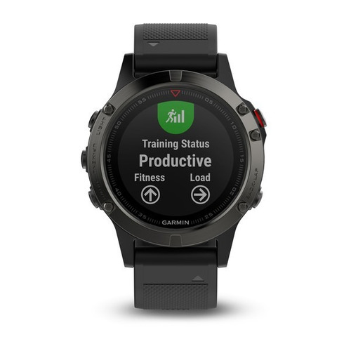 garmin fenix 5 slate gray performer bundle reloj gps