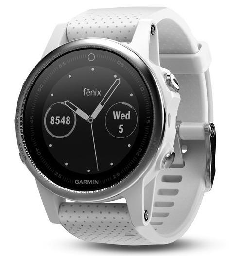 Garmin Fenix 5s Premium Reloj Multideporte Gps Triatlon 42mm ... 8ab96d851830c