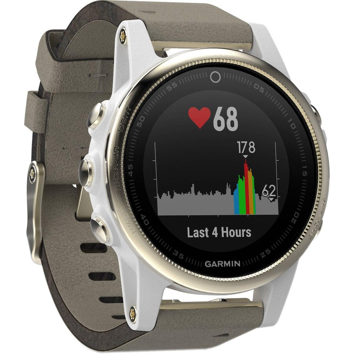 garmin fenix 5s reloj gps multideporte triatlón natacion. Cargando zoom. 080017415d879