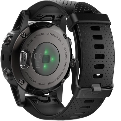 dc1b13265162 Garmin Fenix 5s Sapphire Multi-sport Reloj Deportivo Gps L16 ...
