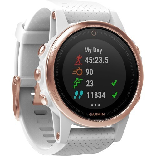 3c47444efc72 Garmin Fenix 5s Sapphire Multi-sport Reloj Deportivo Gps L17 -   21