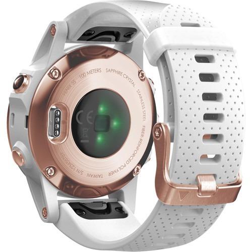 33309543a2a8 Garmin Fenix 5s Sapphire Multi-sport Reloj Deportivo Gps L17 ...