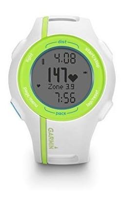 garmin forerunner 210 smartwatch blanco verde gps