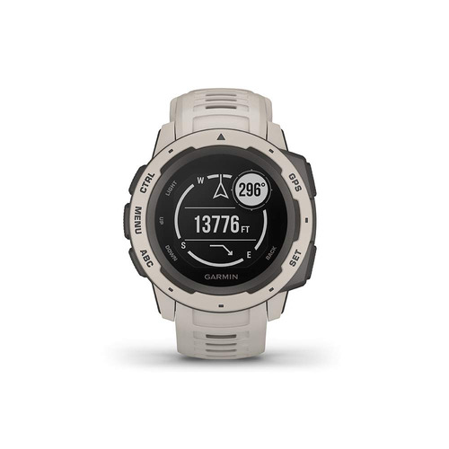 garmin instinct, reloj resistente al aire libre con gps,