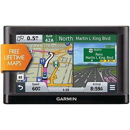 garmin nüvi 55lm sistema de navegación gps con indicaciones