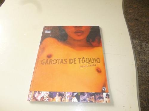 garotas de tóquio - ed. conrad; hq erótica, cor/banca/ 80pag