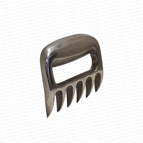 garra de fundicion de aluminio - desmenuzador + cuotas