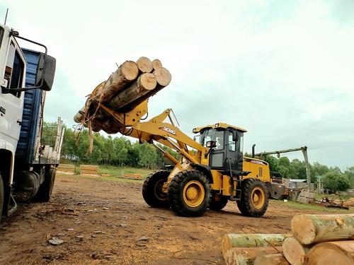 garra forestal para cargadoras