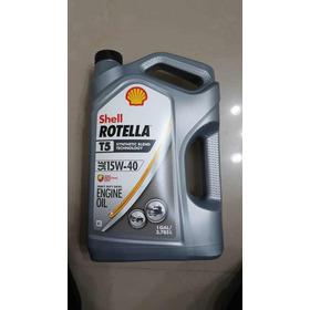 Garrafa 4 Lts Aceite Diesel 15/40 Shell Semisynthetic