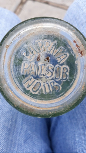 garrafa antiga coca cola 1948
