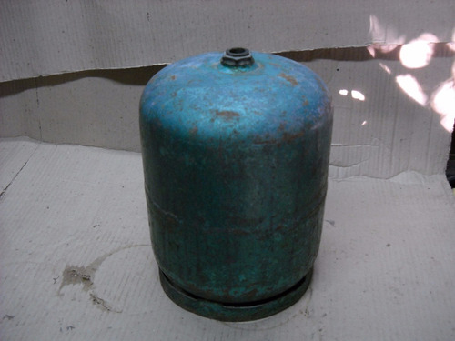 garrafa de 3 kg gas envasado sin pico