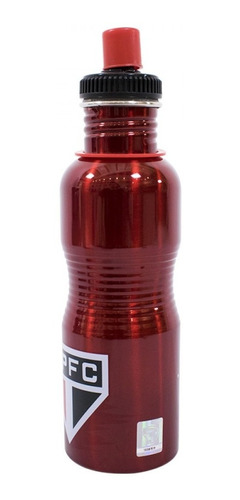 garrafa de inox 750ml - spfc