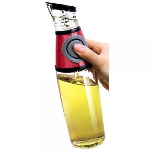 garrafa de óleo, vinagre ou azeite com dosador automático