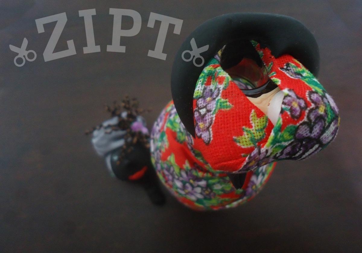 Aparador Adega ~ Garrafa Decorativa Nega Ful u00f4 Artesanato Nordestino R$ 59,90 em Mercado Livre