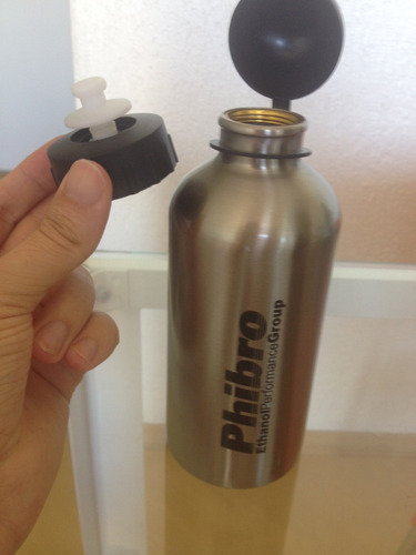 garrafa em aluminio philbro