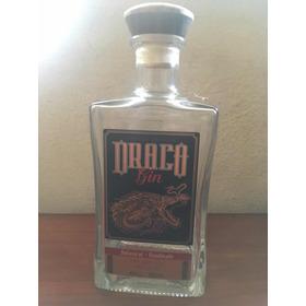 Garrafa: Gin Draco Vazia