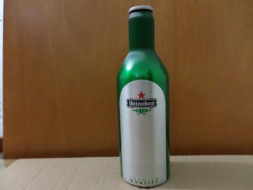 garrafa heineken paco
