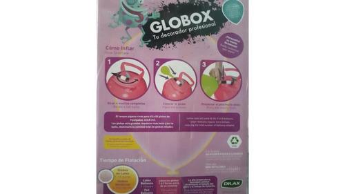 garrafa helio globos
