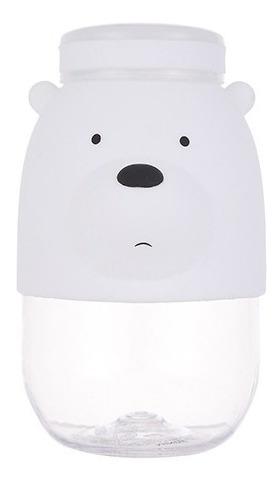 garrafa polar ursos sem curso miniso - cor branca