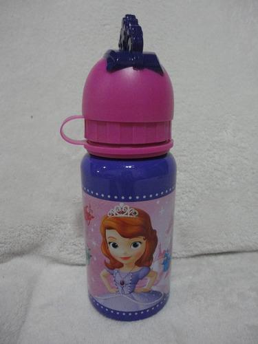 garrafa princesa sofia aluminio original  disney no br
