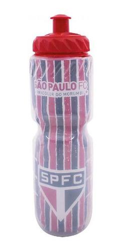 garrafa squeeze academia 600ml - spfc