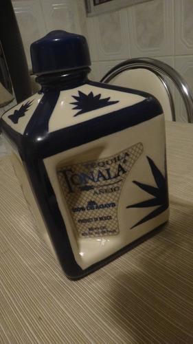 garrafa tequila (vazia) tonala!!!!