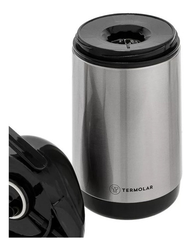 garrafa térmica 500 ml inox lúmina - termolar