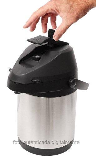 garrafa térmica aço