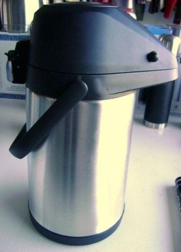 garrafa térmica aço inox inquebrável 2,2 l café chimarrão