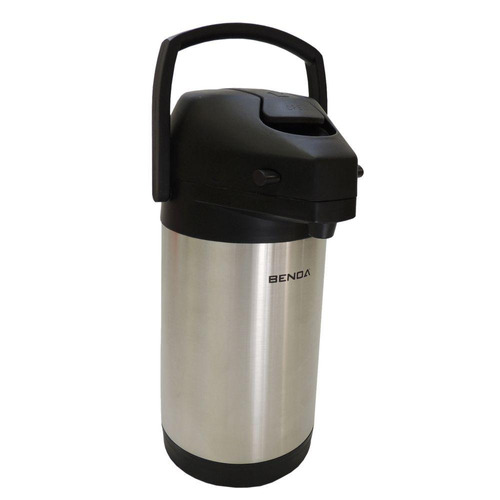 garrafa térmica benoá ss22hk stainless 2.2 litros inox