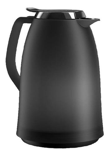 garrafa térmica de 1 litro quick tip mambo emsa preto